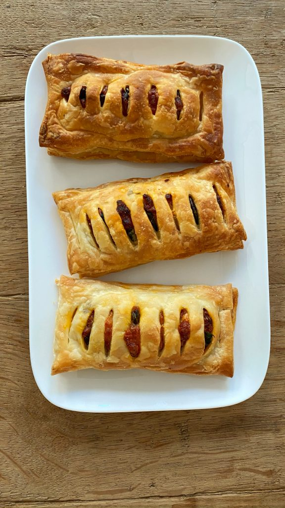 puff pastry snack