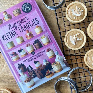 nog meer kleine taartjes kookboek